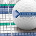 Golf ball imprinting and Score Card